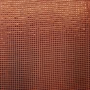 Bleščice, gliter, 2979-6, oranžna