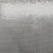 Šljokice, gliter, 2979-1, srebrna