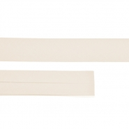 Bias tape, cotton, 15516-901, beige