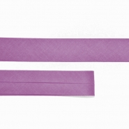 Bias tape, cotton, 15516-71, purple