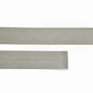Randband, Baumwolle, 15516-73, grau