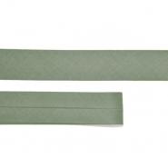 Obrubna traka, pamuk, 15516-28, zelena