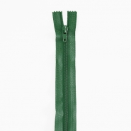 Zipper, spiral 20 cm, 04 mm, 2042-685, dark green