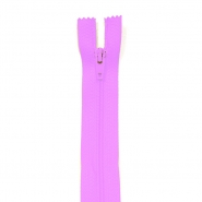 Zatvarač, spiralni 20 cm, 04 mm, 2042-420A , ružičasta