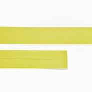 Obrubna traka, pamuk, 15516-9932, svijetlo zelena