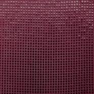 Sequins, glitter, 2979-7, burgundy