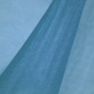 Organza, dichromatic, 4651-107, blue yellow