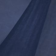 Organza, polyamide, 4851-300A, blue