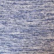 Pletivo, melanž, 15531-108, modra