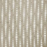 Čipka, elastična, jersey, 15621-052, bež