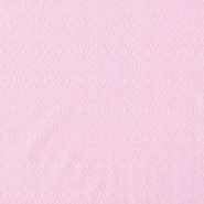 Žakard, geometrijski, 15580-011, roza