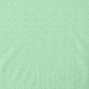 Jacquard, geometric, 15580-022, green