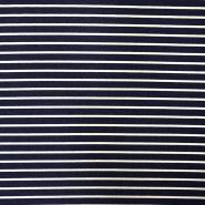 Prevešanka, črte, 15633-208, modra