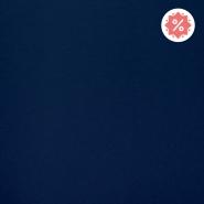 Jersey, cotton, 13335-35, dark blue