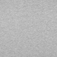 Jersey, bombaž, 13335-36, melanž siva - Svet metraže