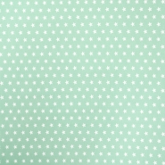 Bombaž, poplin, zvezde, 15596-003