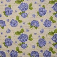 Deco, print, floral, 15188-11