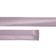 Bias tape, satin, 44_15644-481, dirty lavender