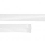 Randband, Satin, 01_15644-450, weiß