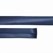 Bias tape, satin, 60_15644-492, blue