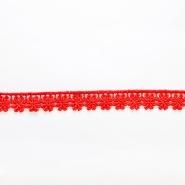 Trak, rože, 15mm, 00230-3, rdeča