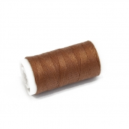 Thread, jeans, brown, 5769-720
