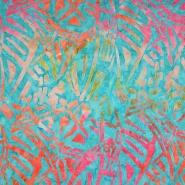 Cotton, poplin, batik, abstract, 15646-04