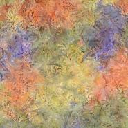 Pamuk, popelin, batik, cvjetni, 15651-21
