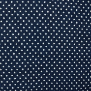 Jeans, zvezdice, 15669-008, modra
