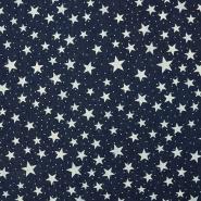 Jeans, zvezde, 15670-008, modra