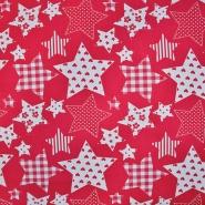 Cotton, poplin, stars, 15671-015