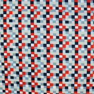 Cotton, poplin, diamond, 15682-063 - Bema Fabrics