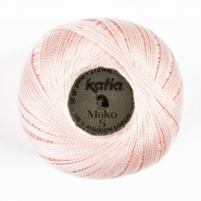 Yarn, Mako, 15687-106, light pink