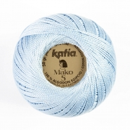 Yarn, Mako, 15687-107, light blue