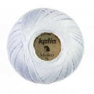 Yarn, Mako, 15687-114, light blue