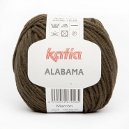 Yarn, Alabama, 15690-7, brown