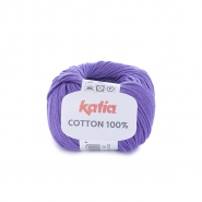 Yarn, Cotton 100%, 14733-25, purple