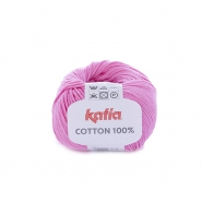 Yarn, Cotton 100%, 14733-40, pink