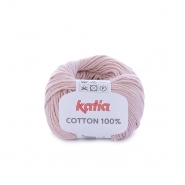 Yarn, Cotton 100%, 14733-41, light pink
