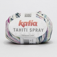 Yarn, cotton, Tahiti Spray, 15695-101