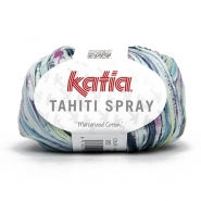 Yarn, cotton, Tahiti Spray, 15695-202