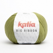 Yarn, Big ribbon, 14738-20, green