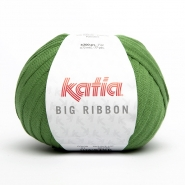 Yarn, Big ribbon, 14738-21, green