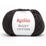Yarn, Bulky cotton, 15698-68, black