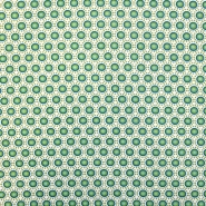Cotton, poplin, dots, 15685-024