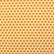 Cotton, poplin, dots, 15685-036