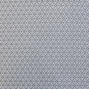 Cotton, poplin, dots, 15685-061