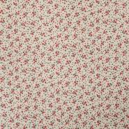 Deko, tisk, cvetlicni, 15700-8