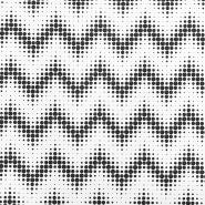 Deko, tisk, cik cak, pike, 15712-149