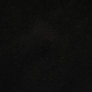 Samt, Baumwolle, Elastan, 15520-5001, schwarz